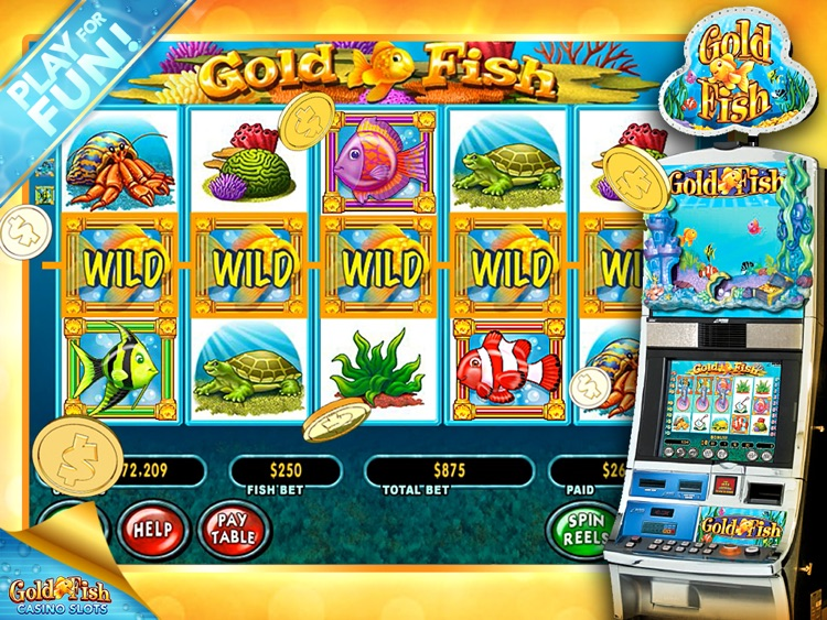 Goldfish casino slot game online live roulette results data