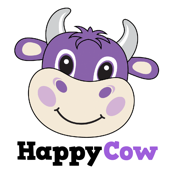 Veg Restaurant Guide for Vegetarian & Vegan Food by HappyCow icon