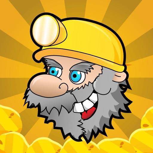 疯狂矿工鲍勃:Crazy Miner Bob【类黄金矿工】