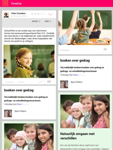 SchoolPlein XL screenshot 3