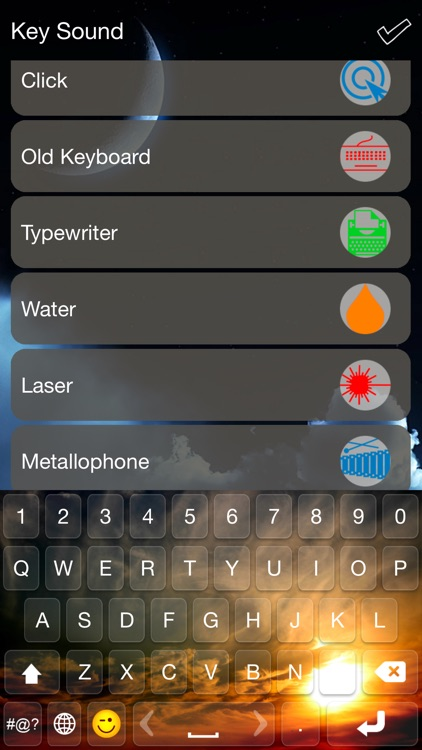 Sky Keyboard Themes With Emoji s And Cool Font s by Miroslav