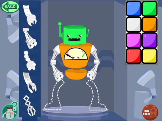 RoboBrain screenshot two