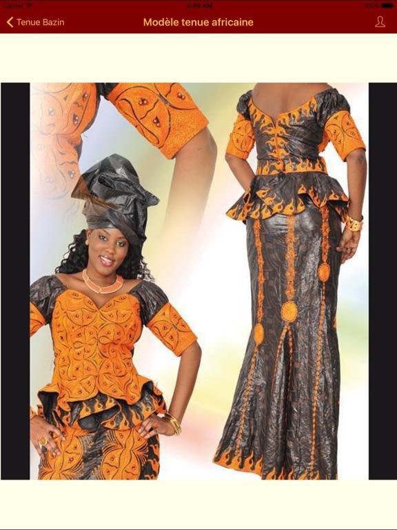 model de robe africaine bazin. Black Bedroom Furniture Sets. Home Design Ideas