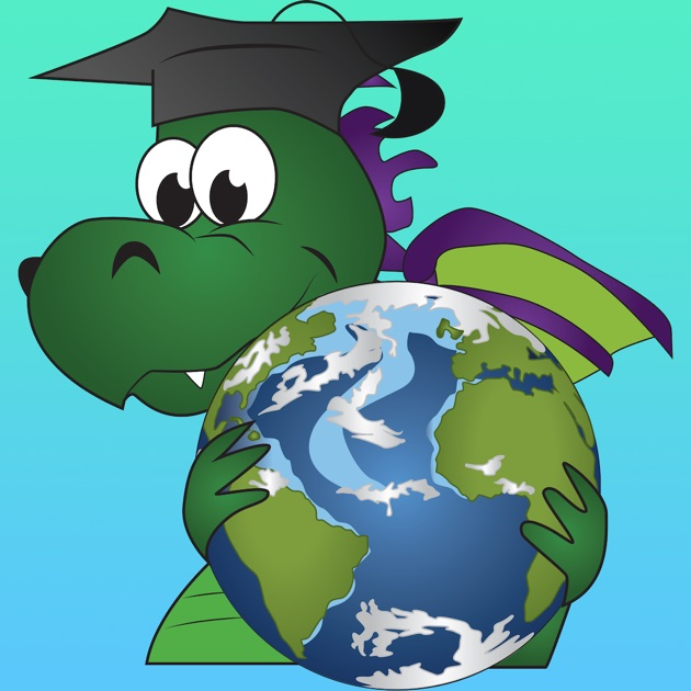 Geo Touch Geography Game US States The World On The App Store - Us map quiz your child learns