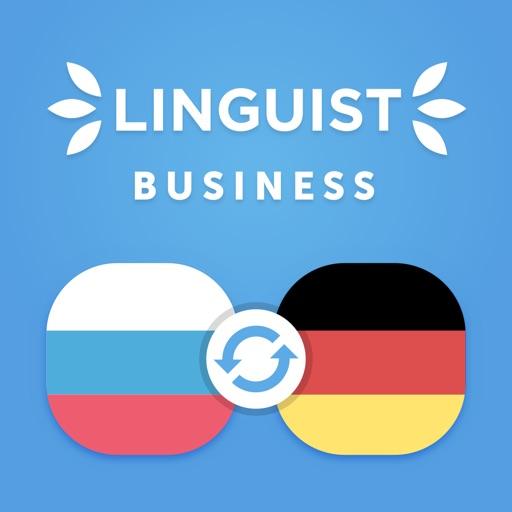 Linguist - Deutsch-Russisch Geschäft Wörterbuch iOS App