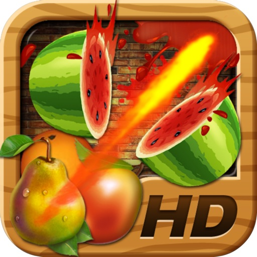 Crazy Fruit Cut Slice iOS App