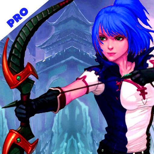 Action Archer Girl In Legend Battle PRO iOS App