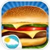 天空漢堡製造商烹飪發燒 - 兒童遊戲