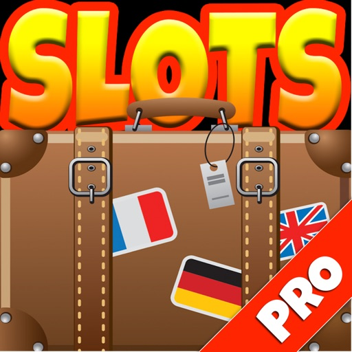 Around the World Slots - Pro Edition iOS App