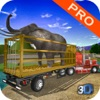 Offroad Animal Transport Truck Driver: Pro Edition