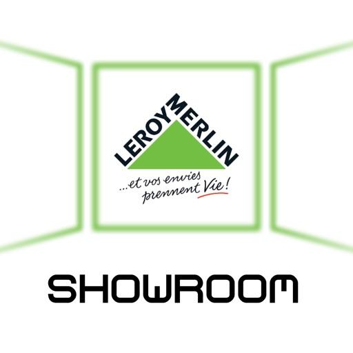 leroy merlin showroom par philippe carrez. Black Bedroom Furniture Sets. Home Design Ideas