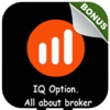 IQ option. Info about the broker
