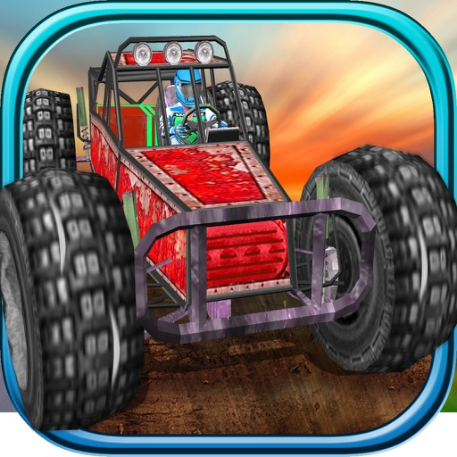 Desert Buggy Dirt Rally Challenge - Free 4 wheel Monster Racing iOS App