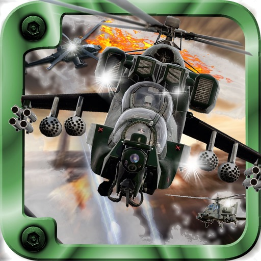 Great Race Gunship PRO : Extreme Propellers iOS App