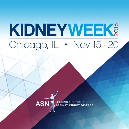 ASN Kidney Week 2016 iOS App