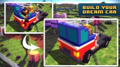 Blocky Roads Скриншоты6