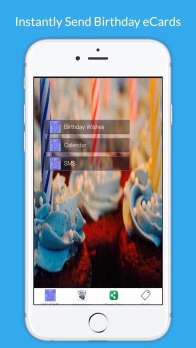 Happy Birthday Wish App By Uply Media