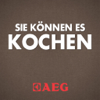 AEG Kochbuch AutoSense