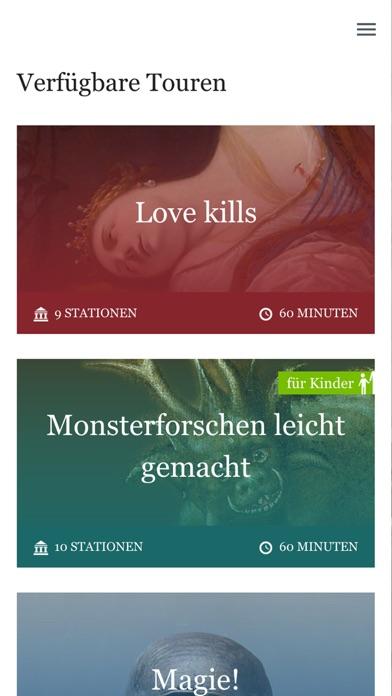 KHM Stories Screenshot