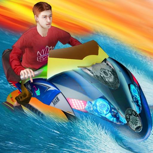 Super Jet Ski Water Sports - 3D JetSki Racing Game iOS App