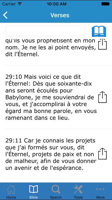 download La Sainte Bible en Français  par Louis Segond apps 0