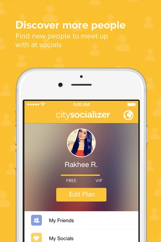 citysocializer screenshot 4
