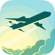 Fleet - Social Air Travel Guide, Flight Status & Airport Directory icon