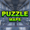 Puzzle MAPS for MINECRAFT PE ( Pocket Edition )