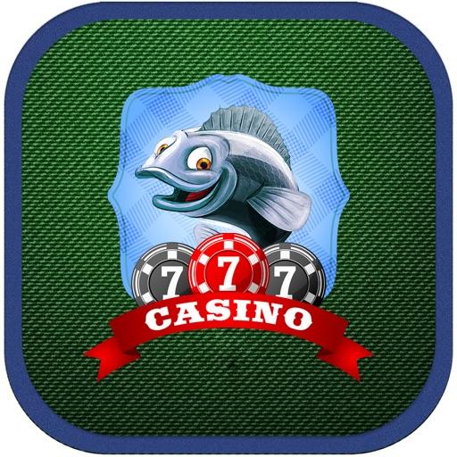 Fish 777 Slot Machine - Game Best FREE iOS App