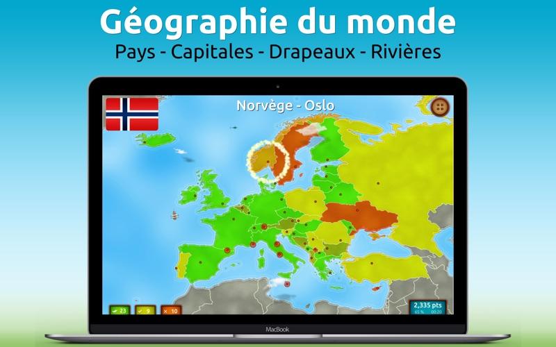 Screenshot GeoExpert - Géographie du monde
