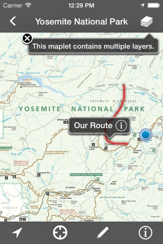Maplets – The Offline Maps App screenshot 1