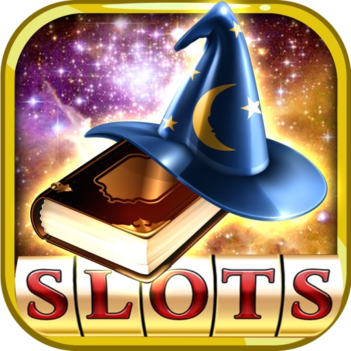 Winning Wizardz: Slot Machines of Illusions iOS App