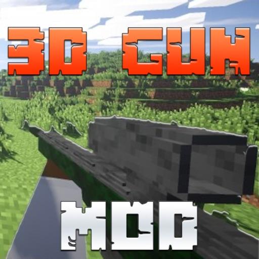 3D Guns Mod For Minecraft PC Edition: Guide Free Par