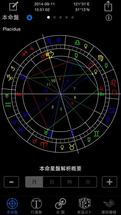 高吉占星截图3