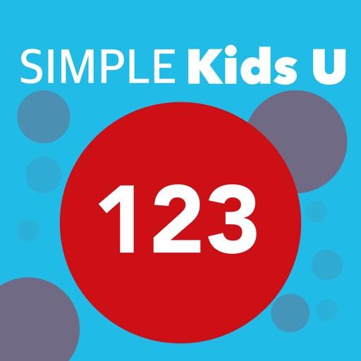 Dot Pop 123 by Simple Kids University iOS App