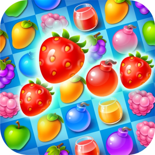 Crazy Fruit Boom 2016 Edition iOS App
