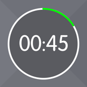Chronic Timer & Run Tracker - For Interval, HIIT, Tabata, Boxing, Running, Hot Yoga, CrossFit Workouts icon