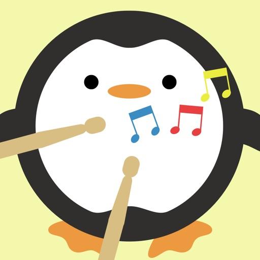 Penguin Drums