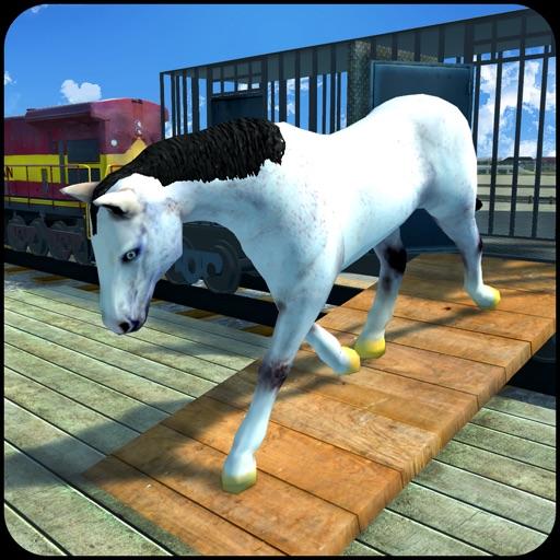Horse Transport Train Simulator 3D – A locomotive Transporter Simulation iOS App