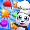 Panda Kitchen Heroes - Cookie Smash Match 3 Puzzle