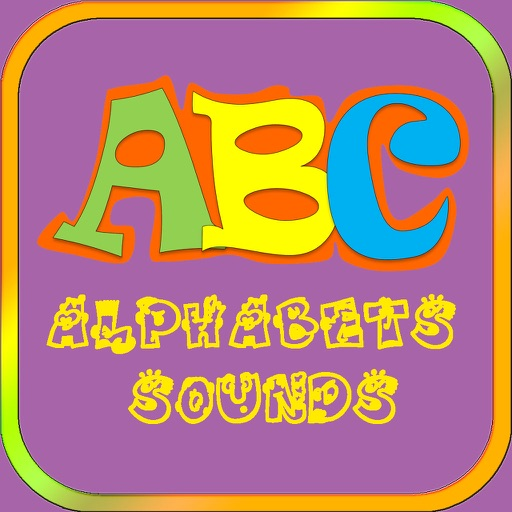 ABC Alphabets sounds for toddlers iOS App