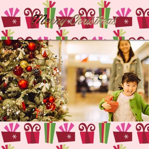 Christmas Photo Frames - Creator and Editor iOS App