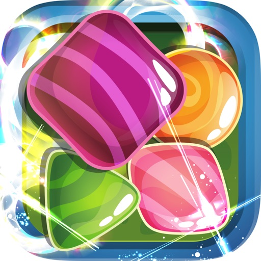 Galaxy Caramel Drop - Fudge Mozzarella Fun iOS App