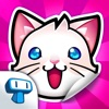 My Cat Album - Virtual Pet Sticker Book Game