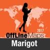 马里戈特 離線地圖和旅行指南
