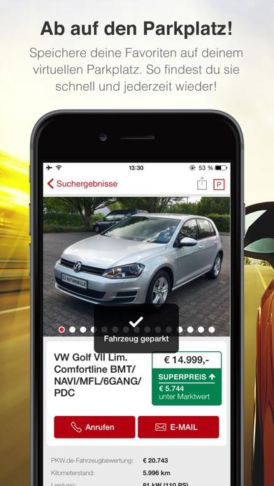 Pkwde Die Autobörse Mit Preis Check App Preisentwicklung Und