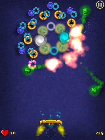 Jet Ball (HD) Screenshot
