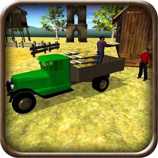 Farm Truck Simulator- 3D transport trailer game iOS App
