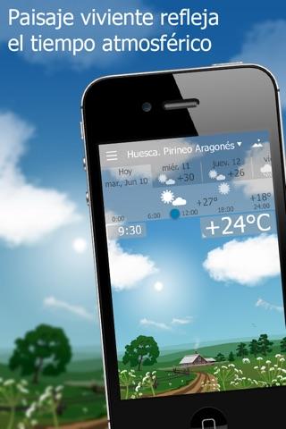 Awesome Weather YoWindow screenshot 1