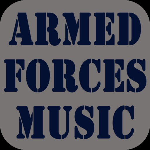 Armed Forces Music iOS App